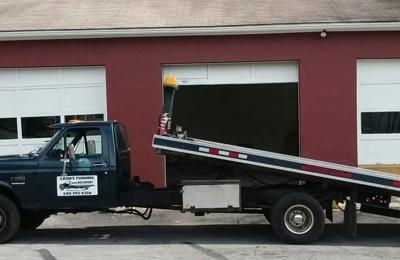 cash's auto service - staunton, VA