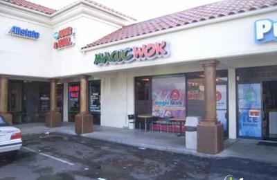 Magic Wok - Sunnyvale, CA