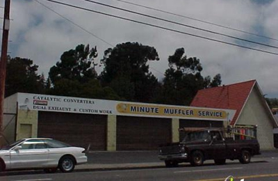 Minute Muffler And service center - Oakland, CA