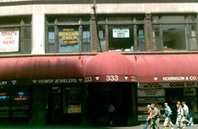 Serge's Fine Jewelry - Boston, MA