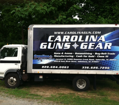 Carolina Guns & Gear - Asheville, NC