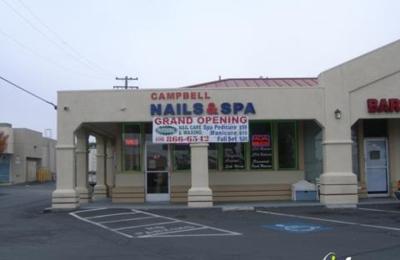 Campbell Nails & Spa - Campbell, CA