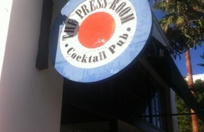 The Press Room - Santa Barbara, CA