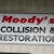 Moody's Collision and Restoration