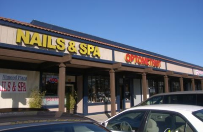Almond Plaza Nails & Spa - Dublin, CA