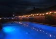 Pool Concepts by Pete Ordaz Inc - Helotes, TX. Brilliant LED lighting!