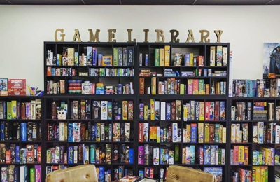 Java Game Haus Coffee Shop & Board Game Cafe 11018 Old St