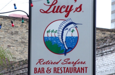 Lucy's Retired Surfers Bar & Restaurant - New Orleans, LA