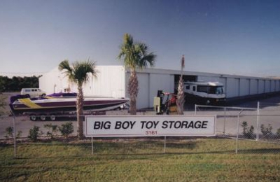 Big Boy Toy Storage - Melbourne, FL