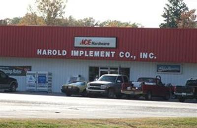 Harold Implement Co, Inc. - Corning, AR