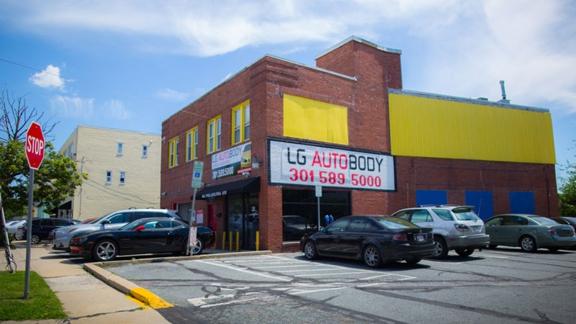 LG AUTOBODY - Silver Spring, MD