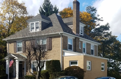 Martin Carpentry Inc - Pine Grove, PA. GAF designer Camelot Shingles installed