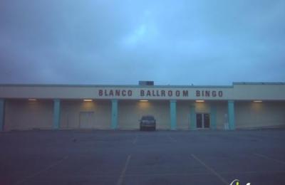 Blanco Ballroom Bingo - San Antonio, TX