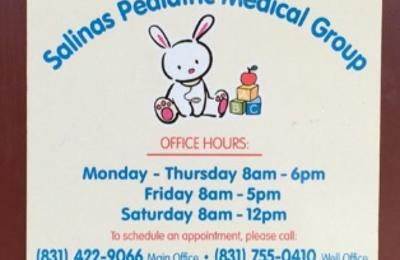 Salinas Pediatric Medical - Salinas, CA