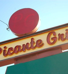 Picante Grill - San Antonio, TX