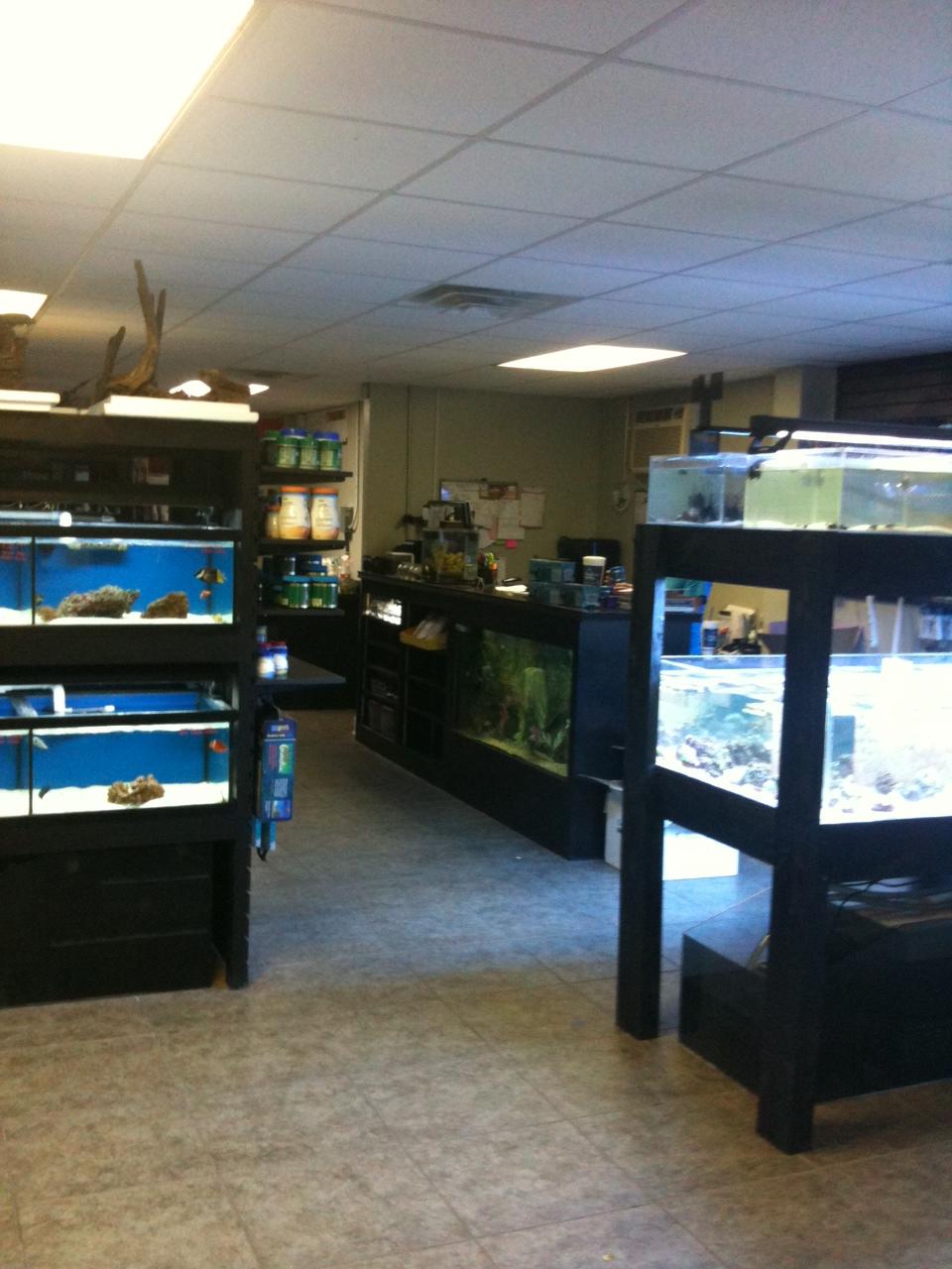 The Aquarium Store 10549 Airline Hwy Baton Rouge La