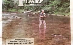 Knapp's Creek Trout Lodge