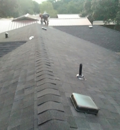 BARRIENTES ROOFING (A&M) - Alice, TX. Thank You BARRIENTES ROOFING, Y'all did an amazing job