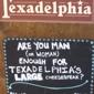 Texadelphia - Dallas, TX
