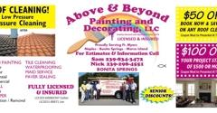 Above & Beyond Painting and Decorating, LLC - Bonita Springs, FL