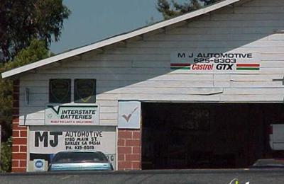 M J Auto Parts Llc >> Mj Automotive 5780 Main St Oakley Ca 94561 Yp Com