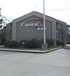 Capital One Bank - Covington, LA