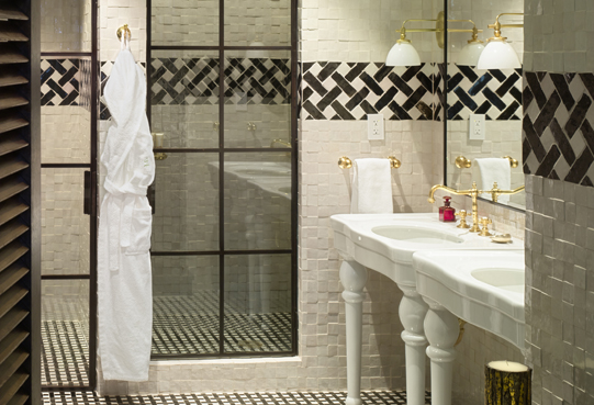 Design Ideas: Hotel Bath Hunt