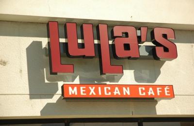 Lula's Mexican Cafe - San Antonio, TX