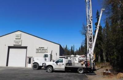 Water Systems & Service Company - Kenai, AK