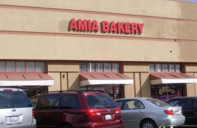 Amia Bakery - Fremont, CA