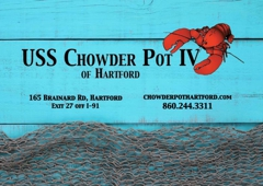USS Chowder Pot IV - Hartford, CT