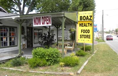 Boaz Health Food Store - Boaz, AL