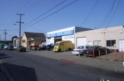 Triple M Autobody Shop - San Bruno, CA