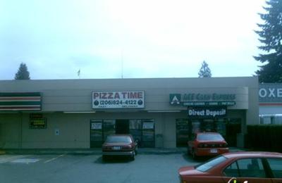 Pizza Time - Seatac, WA