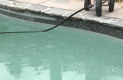 Dutch Guy Pool Service Inc. Equipment & Repair. Ernst working :)