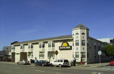 Days Inn-At The Beach - San Francisco, CA