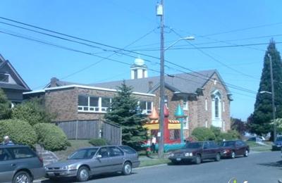 Queen Anne Baptist Church - Seattle, WA