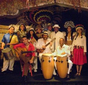 Pena Pachamama Center band