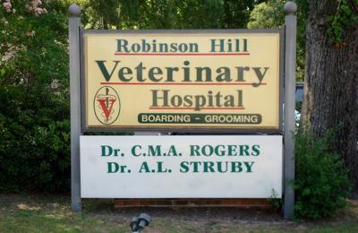Robinson Hill Rd Vet Clinic - Montgomery, AL