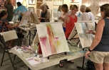 Abstract Art Class with Natalie B. Stanley