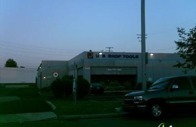 US Shop Tools - Anaheim, CA