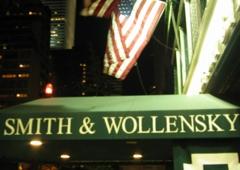 Smith & Wollensky - Miami Beach, FL