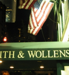 Smith & Wollensky - Houston, TX
