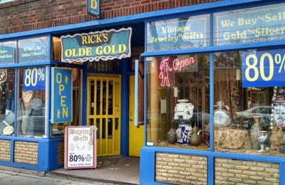 Rick's Olde Gold - Madison, WI
