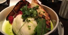 One Midtown Kitchen - Atlanta, GA. Burrata