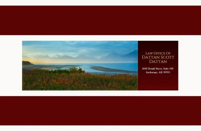 Dattan D Scott Law Offices Of - Anchorage, AK