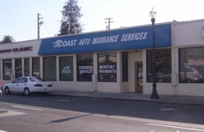 Coast Auto Insurance - San Jose, CA