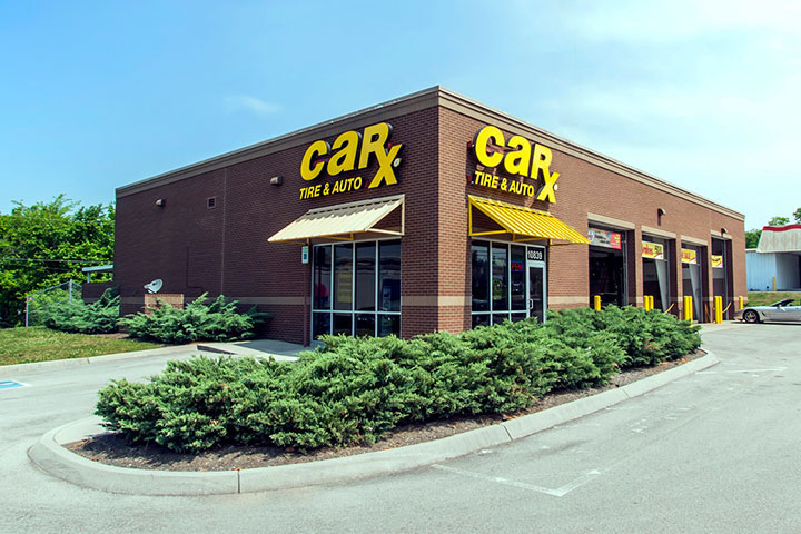 Car-X Tire & Auto Locations