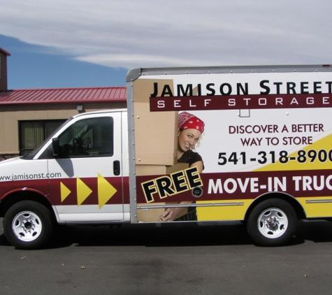 Jamison Street Self Storage - Bend, OR