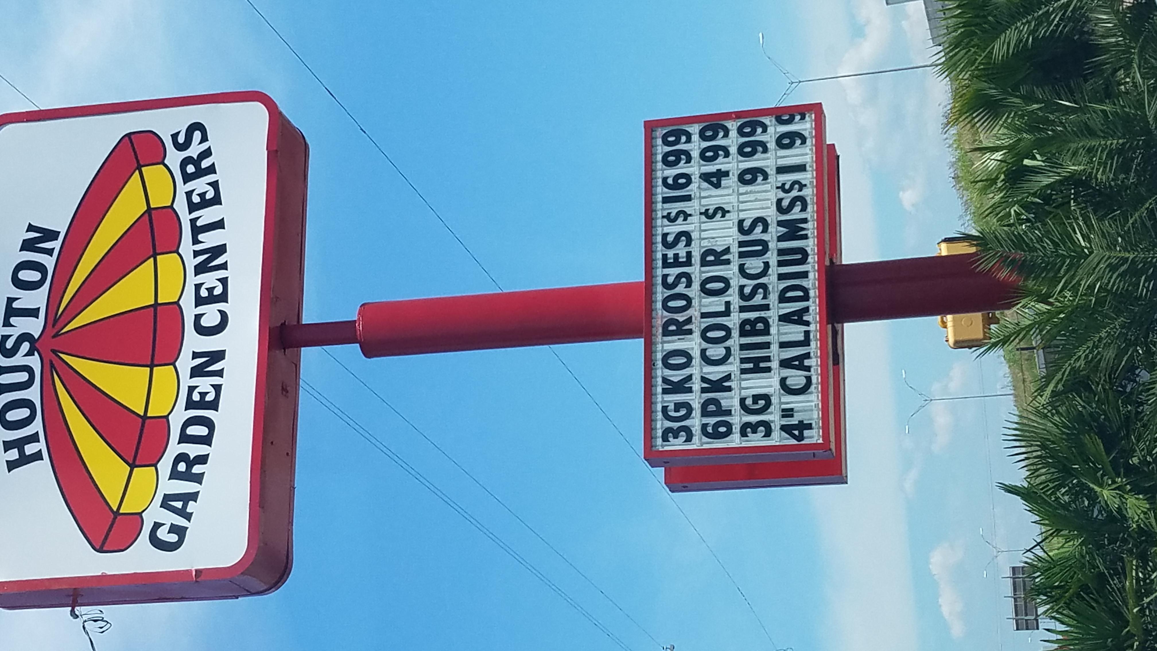 Houston Garden Centers 3600 E Sam Houston Pkwy S Pasadena Tx